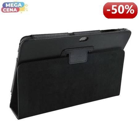 4World Etui do Tabletu Galaxy Tab 1 10.1'' FOLDED STAND czarne