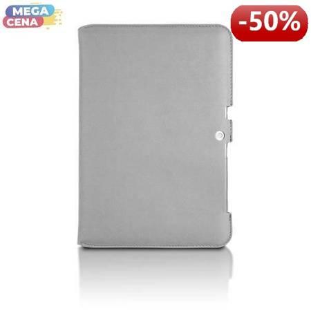 4World Etui ochronne/Podstawka do Galaxy Tab 2 10.1'' 4-FOLD SLIM szare