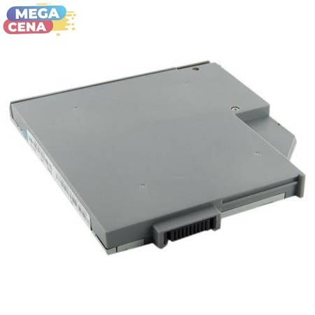 Whitenergy Bateria|Dell MediaBay Latitude D500|11,1V|4400mAh|srebrna