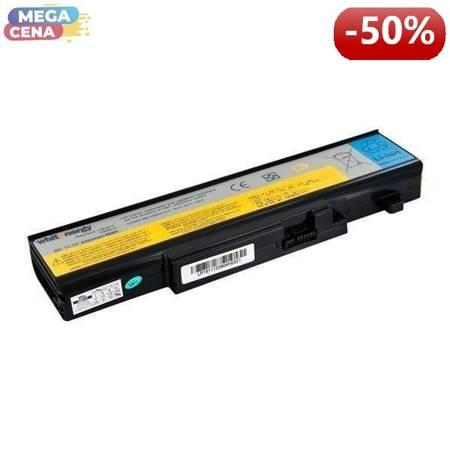 Whitenergy Bateria Lenovo IdeaPad Y450/550 11,1V 4400mAh czarna