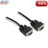 G&BL Kabel do monitora VGA HD15 męski/ VGA HD15 męski, 3.0 m