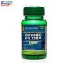 Maksymalna Siła Ginkgo Biloba 120 mg Produkt Wegański 30 Kapsułek